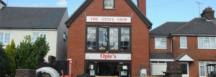 Opie's - The Stove Shop