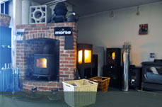 wood burning stoves sales